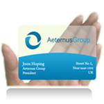 Transparent Business Card Manufacturers Suppliers