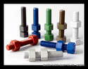 PTFE, Teflon &  Xylan Coated Studs