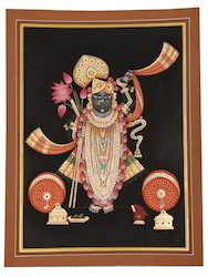 God Shrenath Ji Paintings