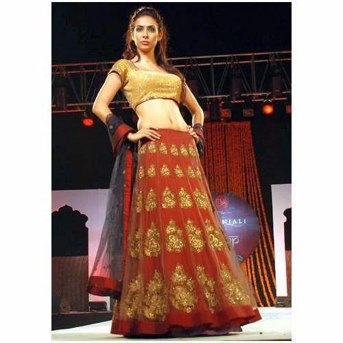 Bridal Ghagra