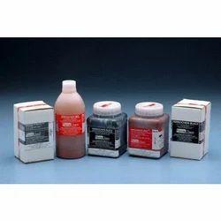 Non Fluorescent Powders For MPI