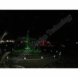 Crown Ring Fountain