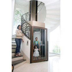 Comfortable Home Lift