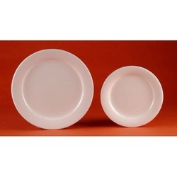 Round Dining Plate