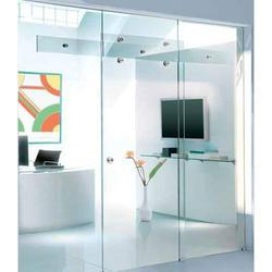 Vetroslide All Glass Sliding Door