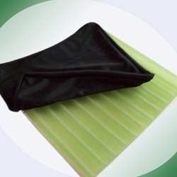 Gel Seat Cushion Ridged/Pipe Type