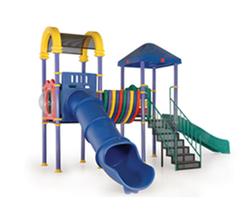 Children Park Slides