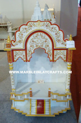 Marble Mandir Colorful