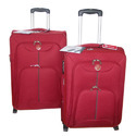 Upright Suitcases