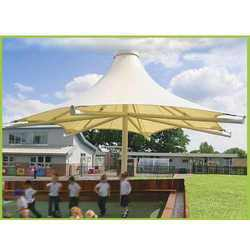 Umbrella Tensile Structures