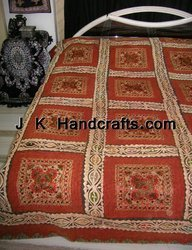 Indian Bohemian Bedspreads