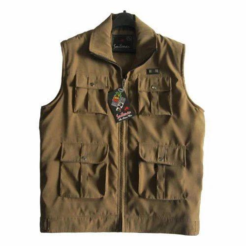 Mens Half Sleeve Jackets Exporter from Ludhiana