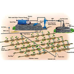 Micro Irrigation Design (Agriculture)
