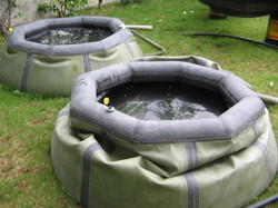 Rubber Water Tank