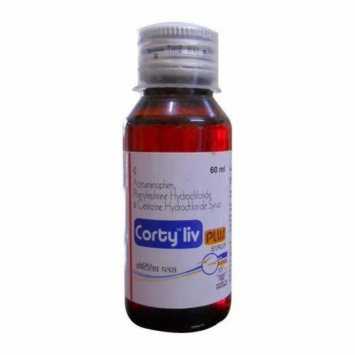Cortyliv Plus 60 ml