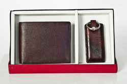 Key Chain & Wallet Set