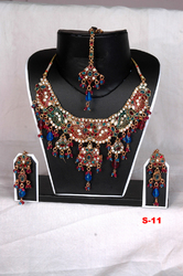 Kundan Jadau Necklace Sets