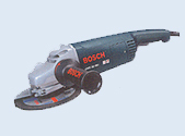 Heavy Duty Angle Grinder