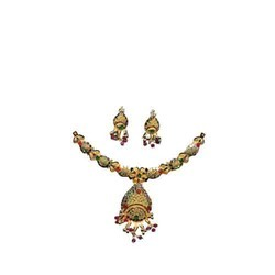 Yellow Meenakari Sets 1