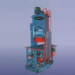 Oil Hydraulic Paver Block Machine(Model No.2)