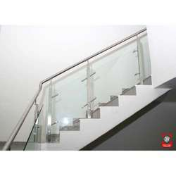 Aluminium & Glass Railing