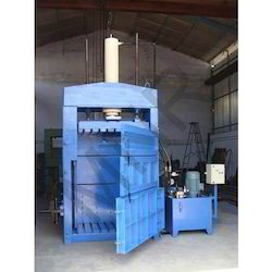 Cotton Waste Hydraulic Baling Press