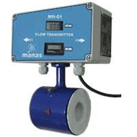 wafer type electromagnetic flow meter jaloagh
