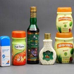 Pharma and Ayurvedic Products Labels