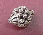Plain Silver Beads