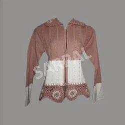 Ladies+Zipper+Sweater