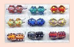 Lampwork Tube Beads