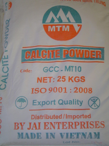 Calcium Carbonate Powder CaCO3