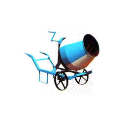 5/3 Cit Concrete Mixer (Hand /Electrical 100lts for Laboratory Use)