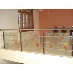 Glass Railing 80