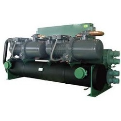 Water Cooled Twin Screw Chillers