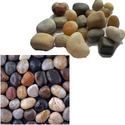 Coloured Natural Pebbles