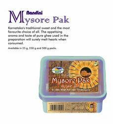 how to make mysore pak in hindi