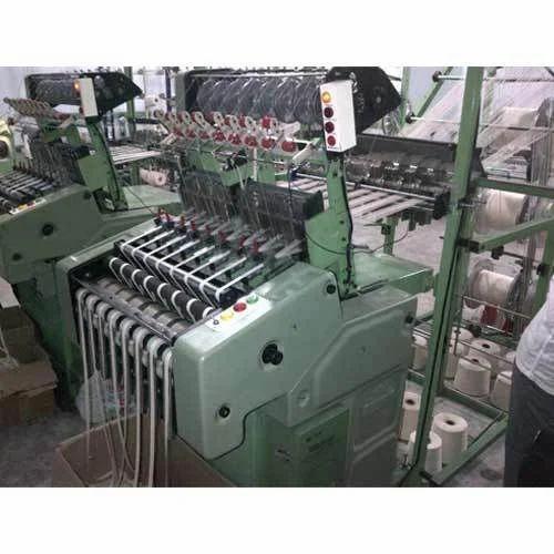 Cottan Twill Tape Making Loom