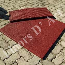 Rubber Playground Flooring Mat