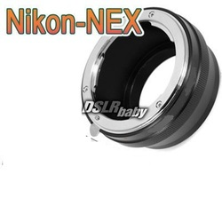 Camera Lens Adaptor For Sony Nex To Nikon