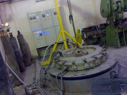 Pit Pot Annealing Furnace