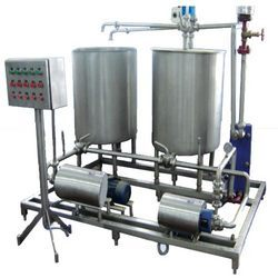 Skid Mounted CIP Cleaning System