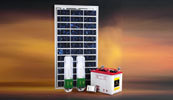 Jugnu Solar Home Lighting System