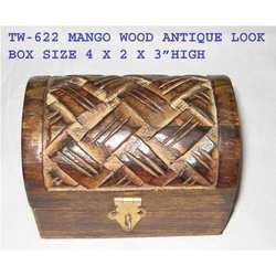 Decorative Mango Wood Box