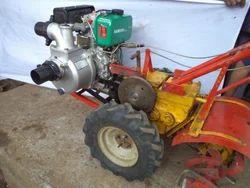 Diesel Power Weeder
