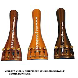 Violin Push Tailpieces