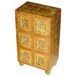Embossed Chest Drawers