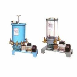 Multiline Radial Lubricator
