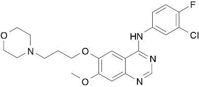 Tab Iressa 250 Mg - Gefitinib