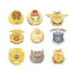 Brass Name Badges
